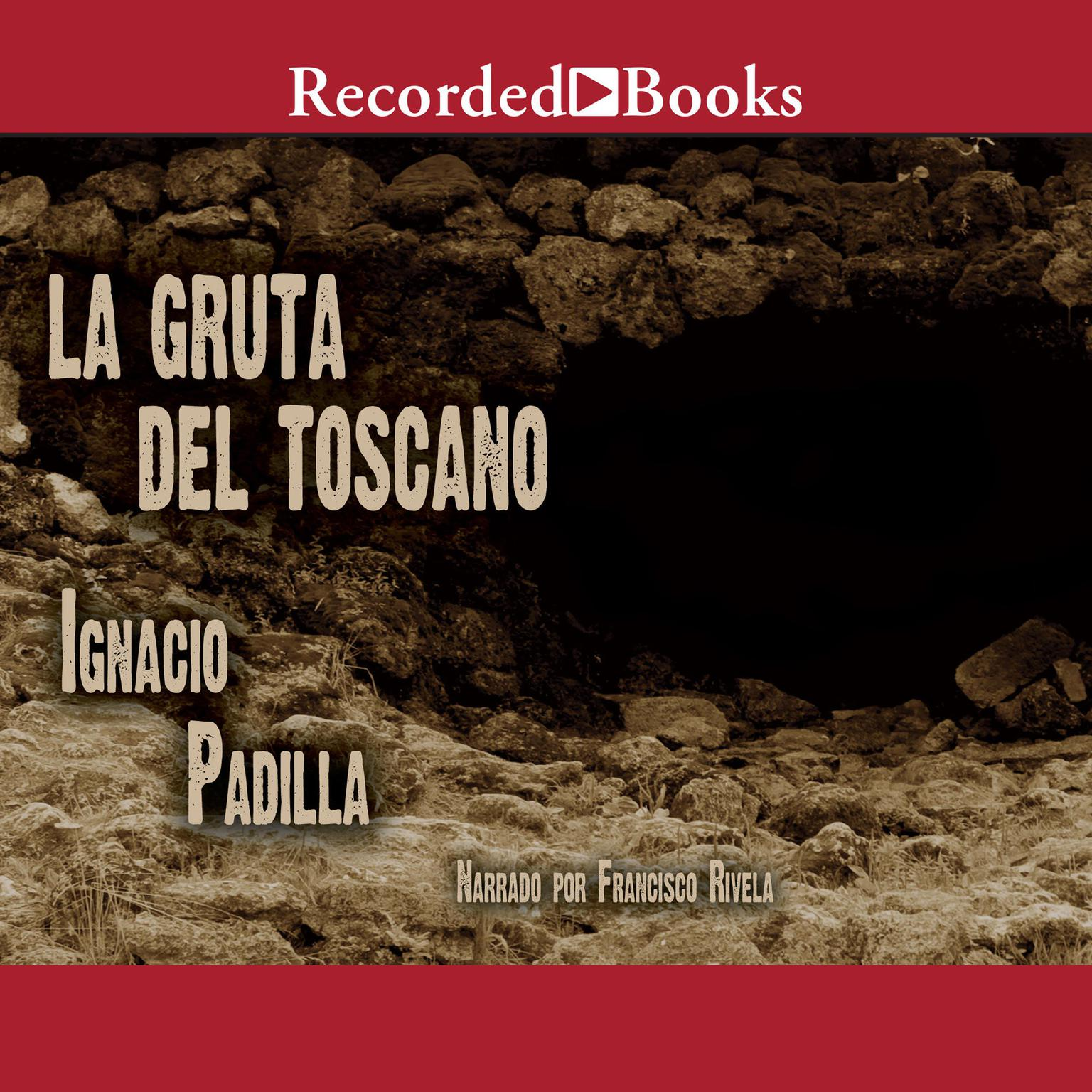 Printable La gruta del Toscano Audiobook Cover Art