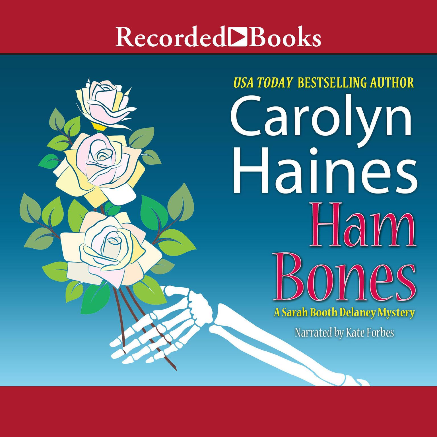 Printable Ham Bones Audiobook Cover Art