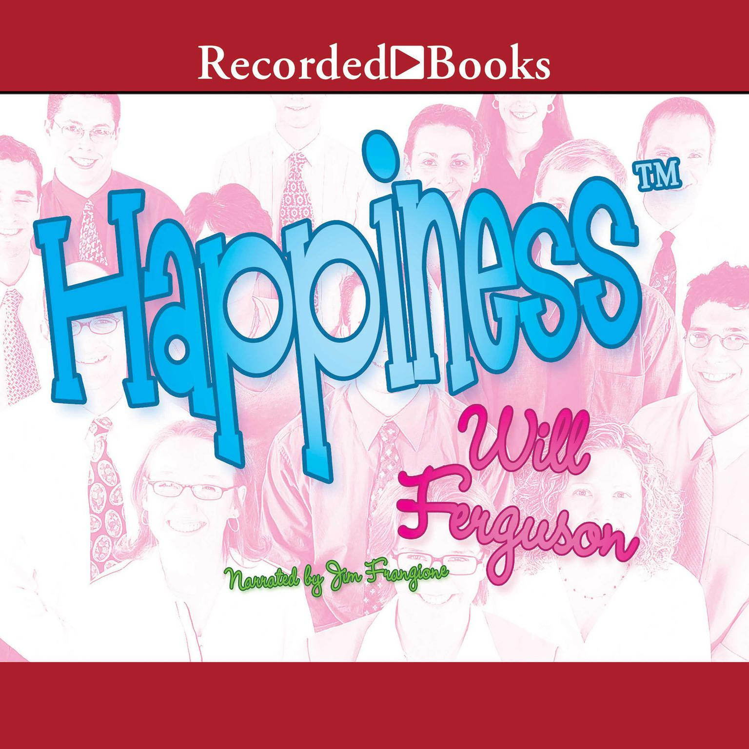 Printable Happiness Audiobook Cover Art