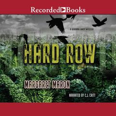 Hard Row Audiobook, by Margaret Maron