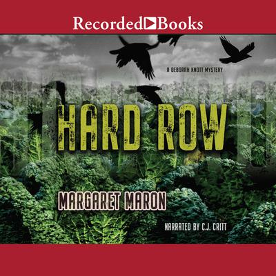 Hard Row Audiobook, by Margaret Maron