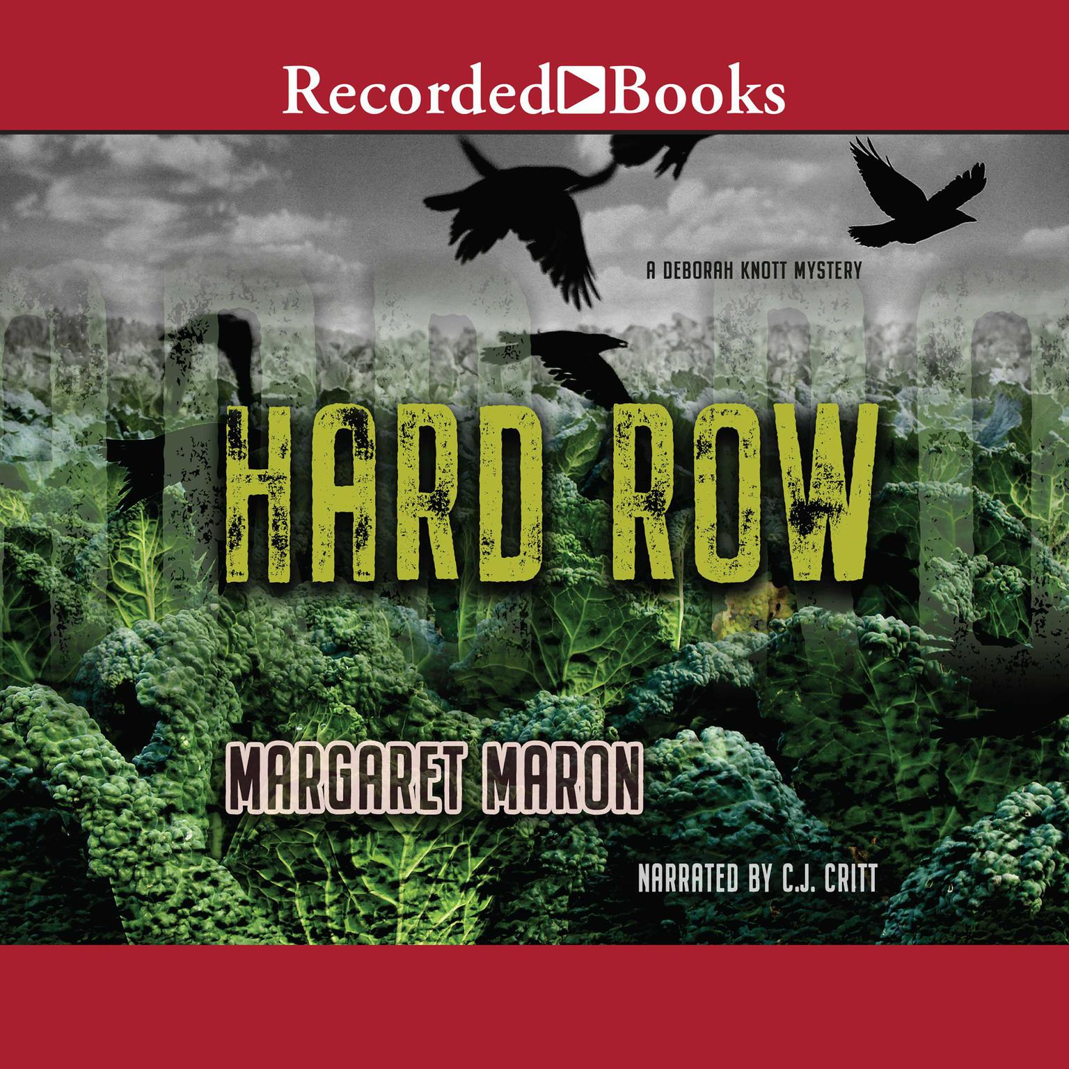 Printable Hard Row Audiobook Cover Art