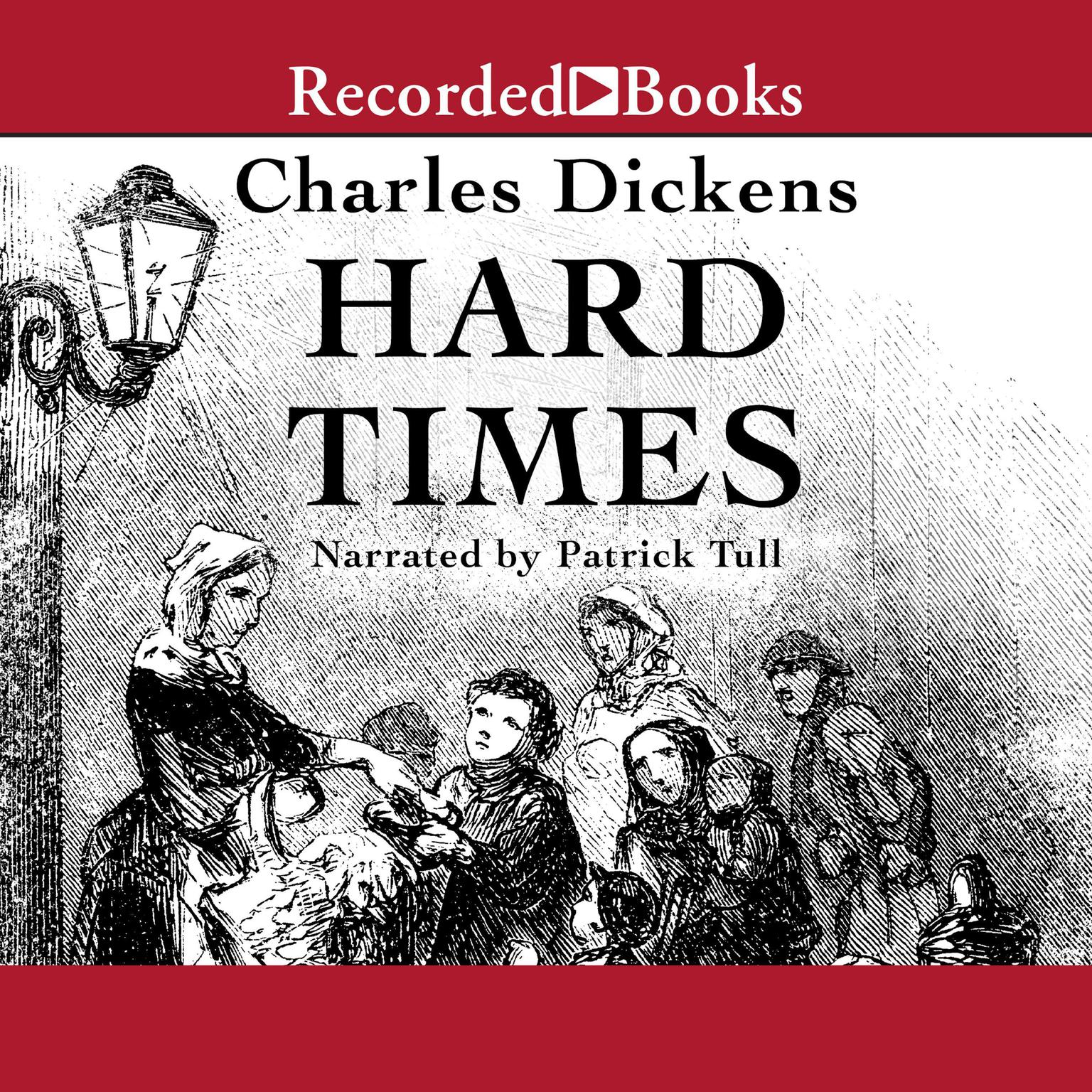 Printable Hard Times Audiobook Cover Art