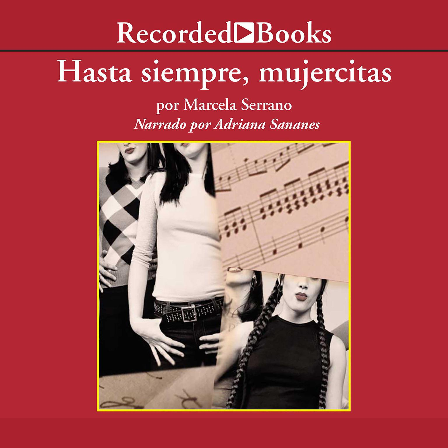 Printable Hasta Siempre, Mujercitas Audiobook Cover Art