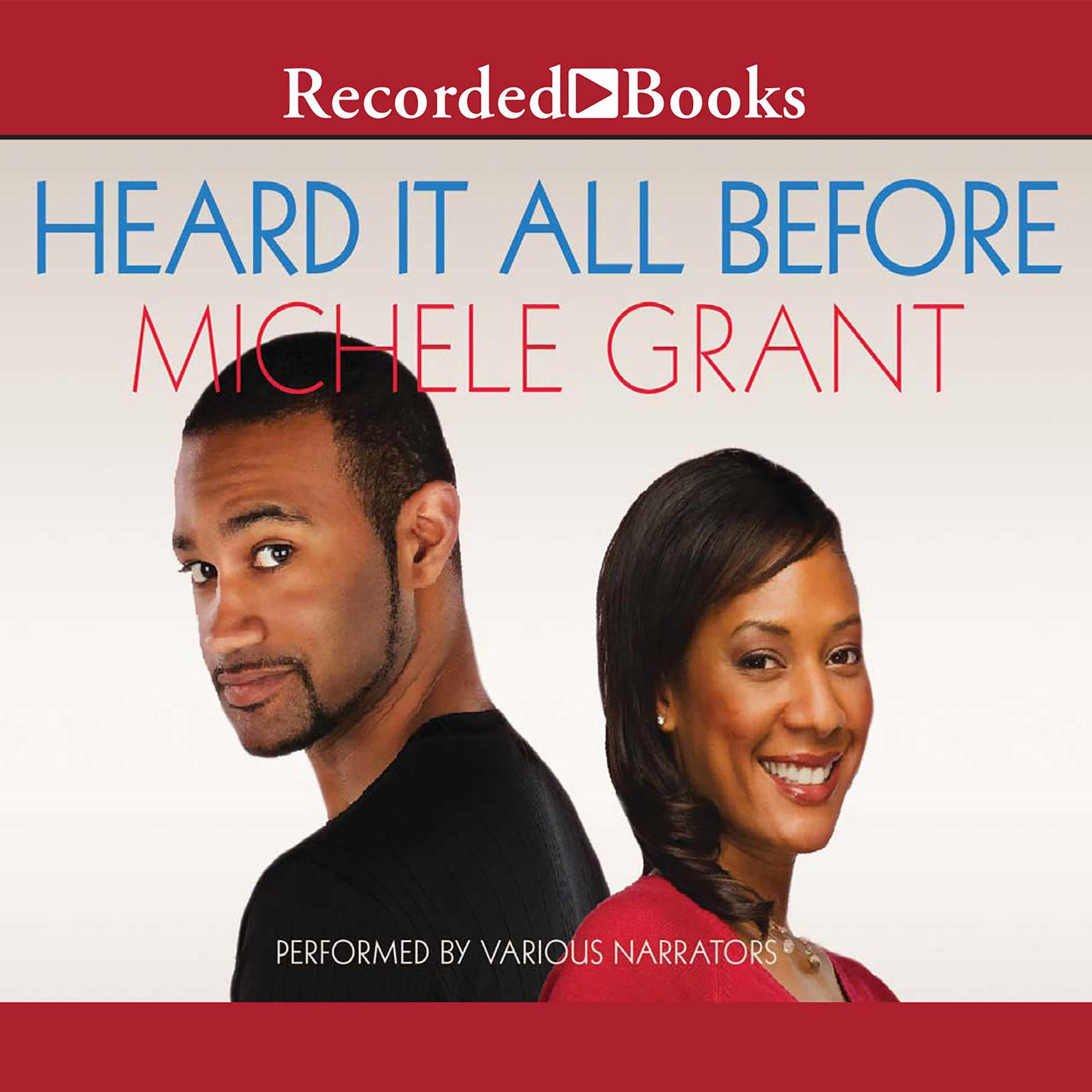 Printable Heard it All Before Audiobook Cover Art