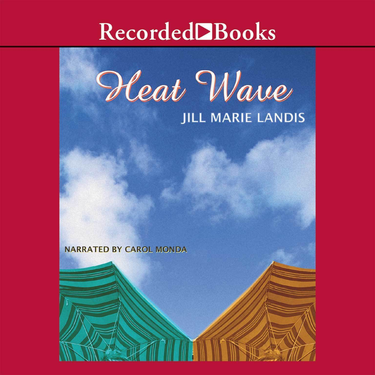 Printable Heat Wave: A Novel Audiobook Cover Art