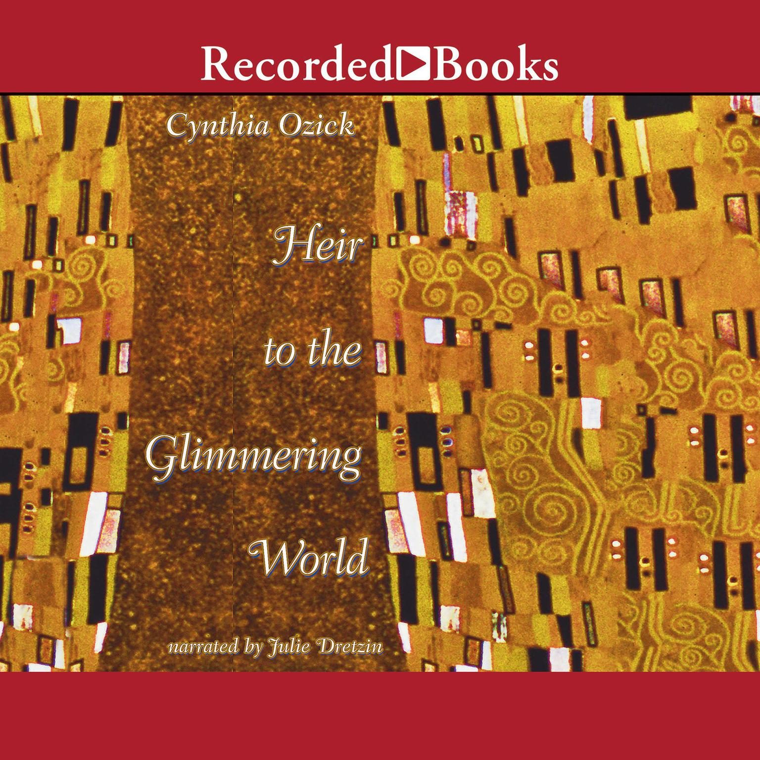 Printable Heir To the Glimmering World Audiobook Cover Art