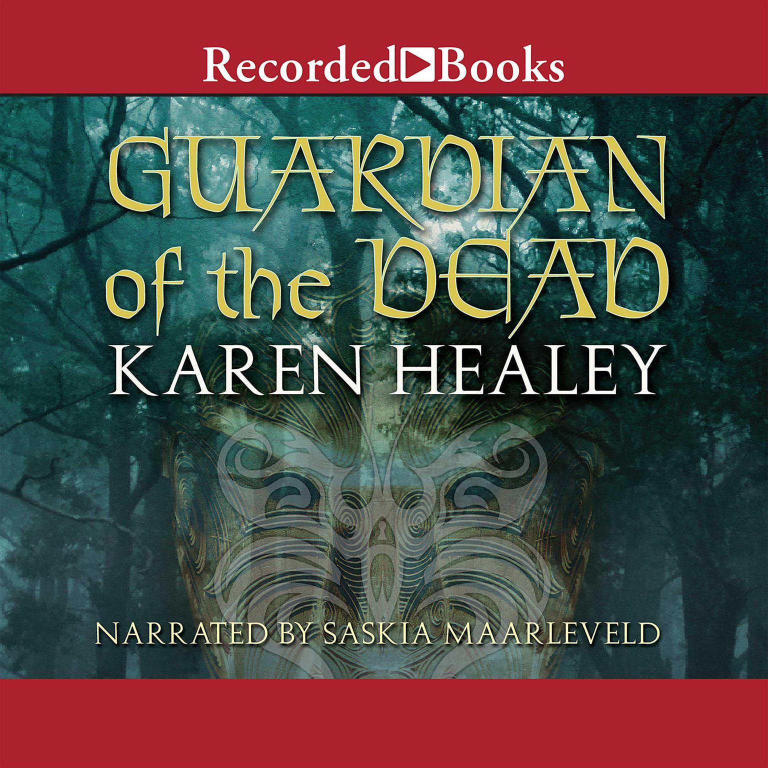 Printable Guardian of the Dead Audiobook Cover Art
