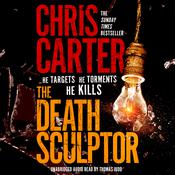 The Death Sculptor Audiobook, by Chris Carter