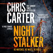 The Night Stalker Audiobook, by Chris Carter