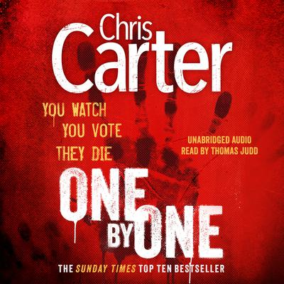 One by One Audiobook, by Chris Carter