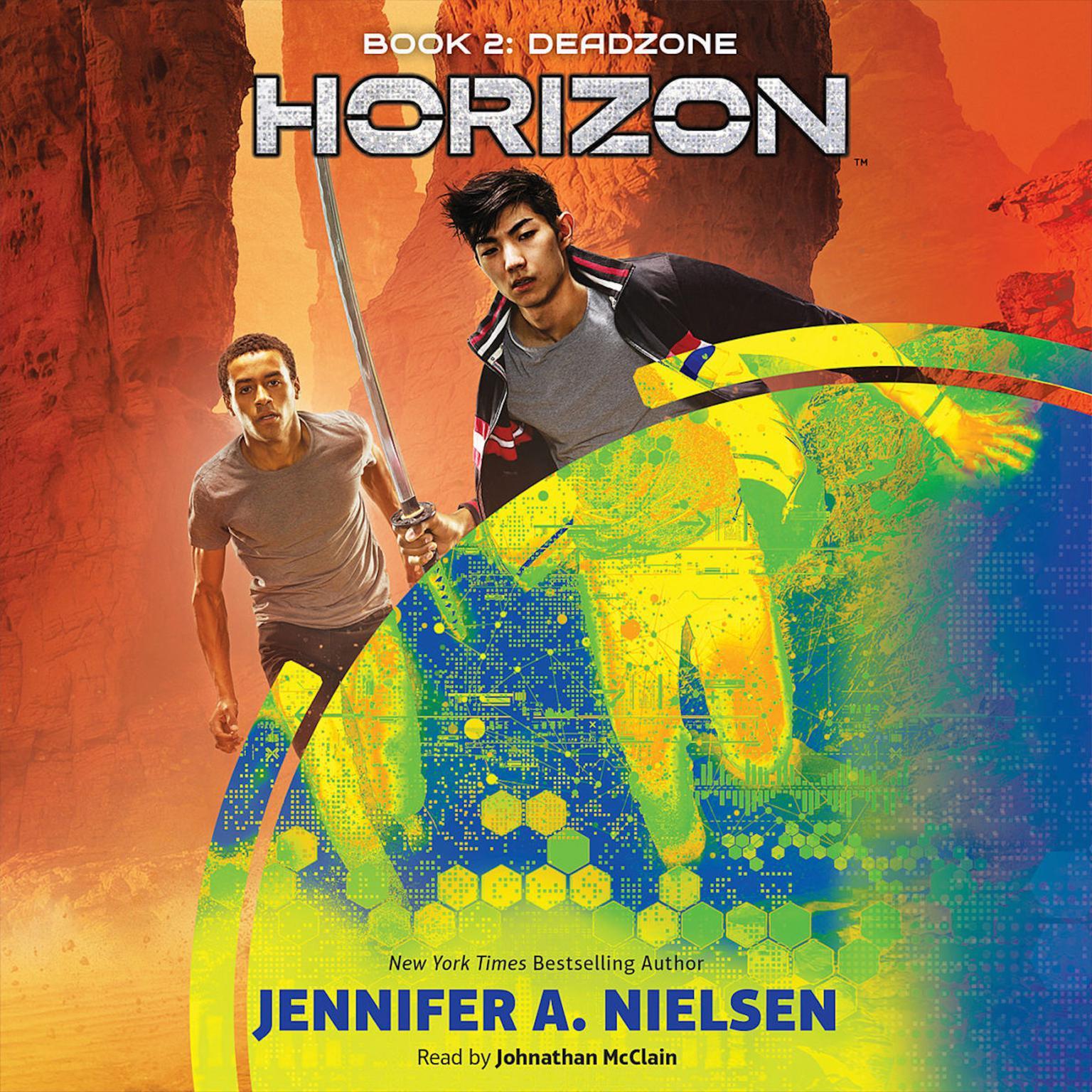 Printable Deadzone (Horizon, Book 2) Audiobook Cover Art