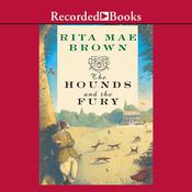 The Hounds and the Fury Audiobook, by Rita Mae Brown