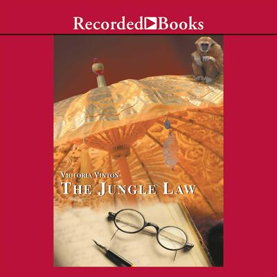 The Jungle Law Audiobook, by Victoria Vinton