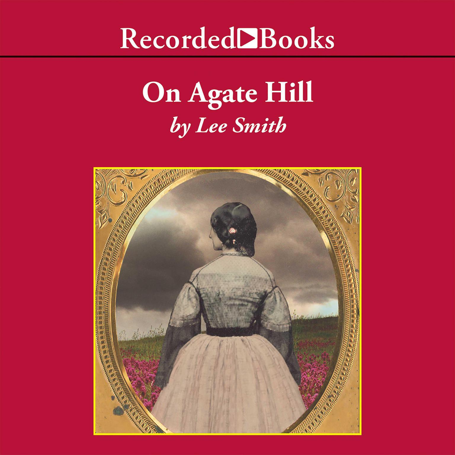 Printable On Agate Hill Audiobook Cover Art