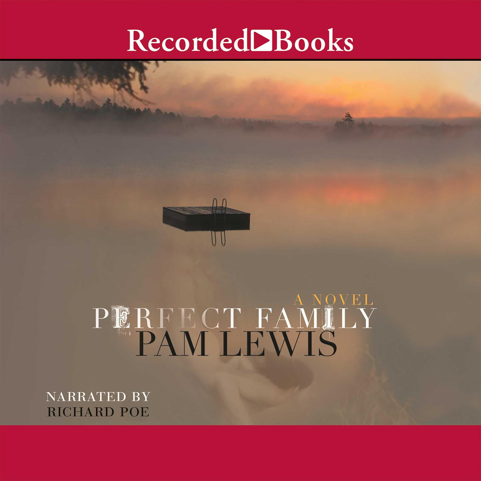 Printable Perfect Family Audiobook Cover Art