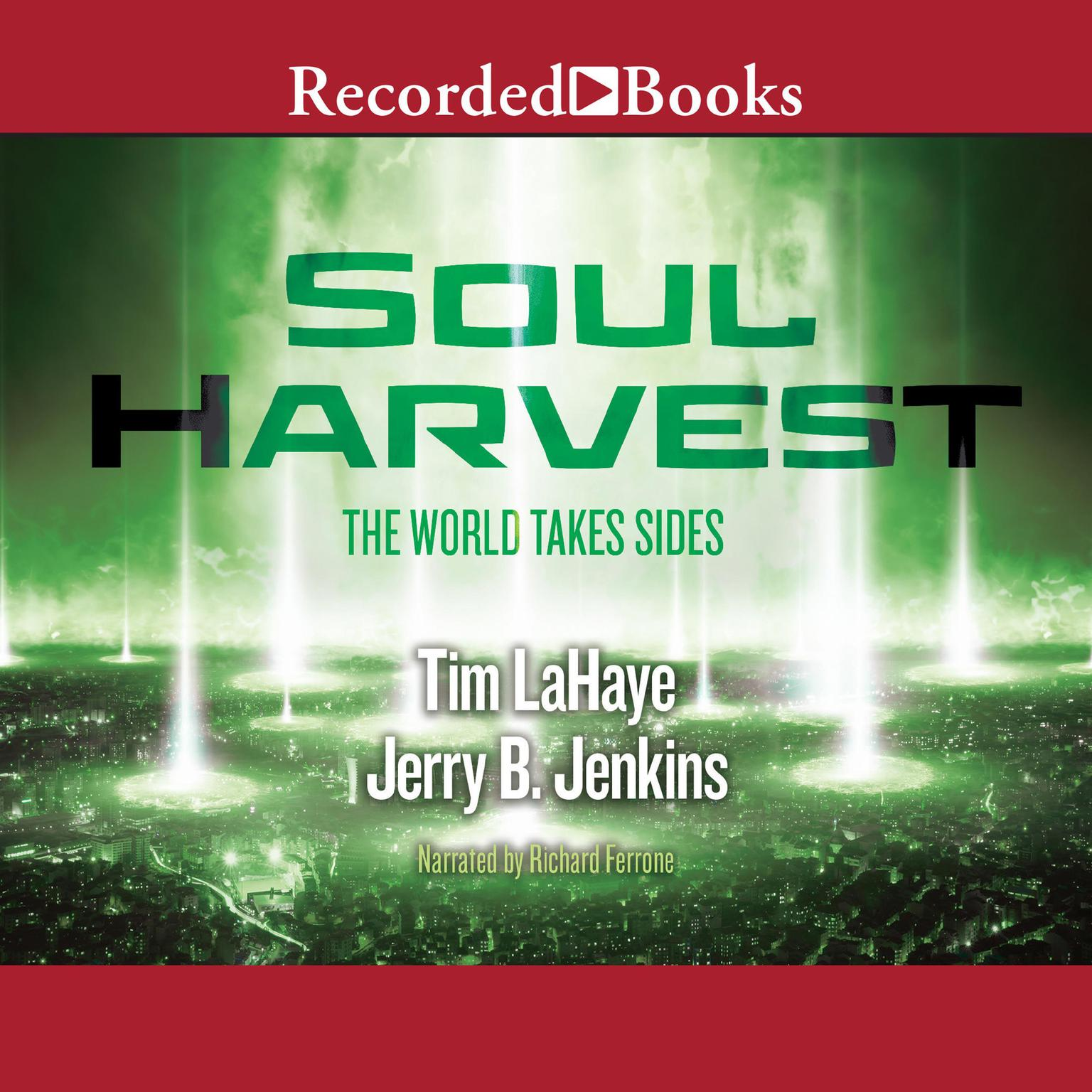Printable Soul Harvest: The World Takes Sides Audiobook Cover Art