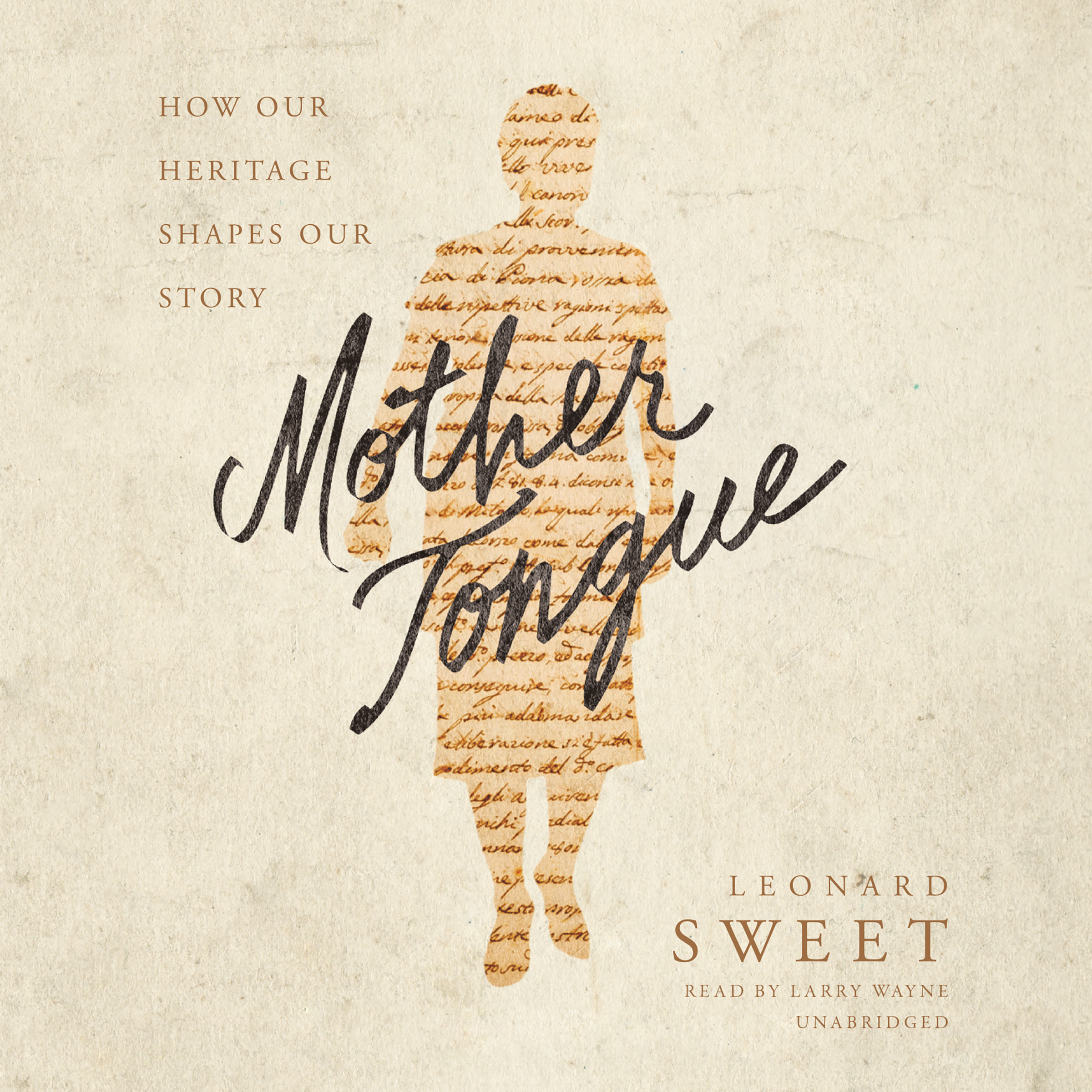 Printable Mother Tongue: How Our Heritage Shapes Our Story Audiobook Cover Art