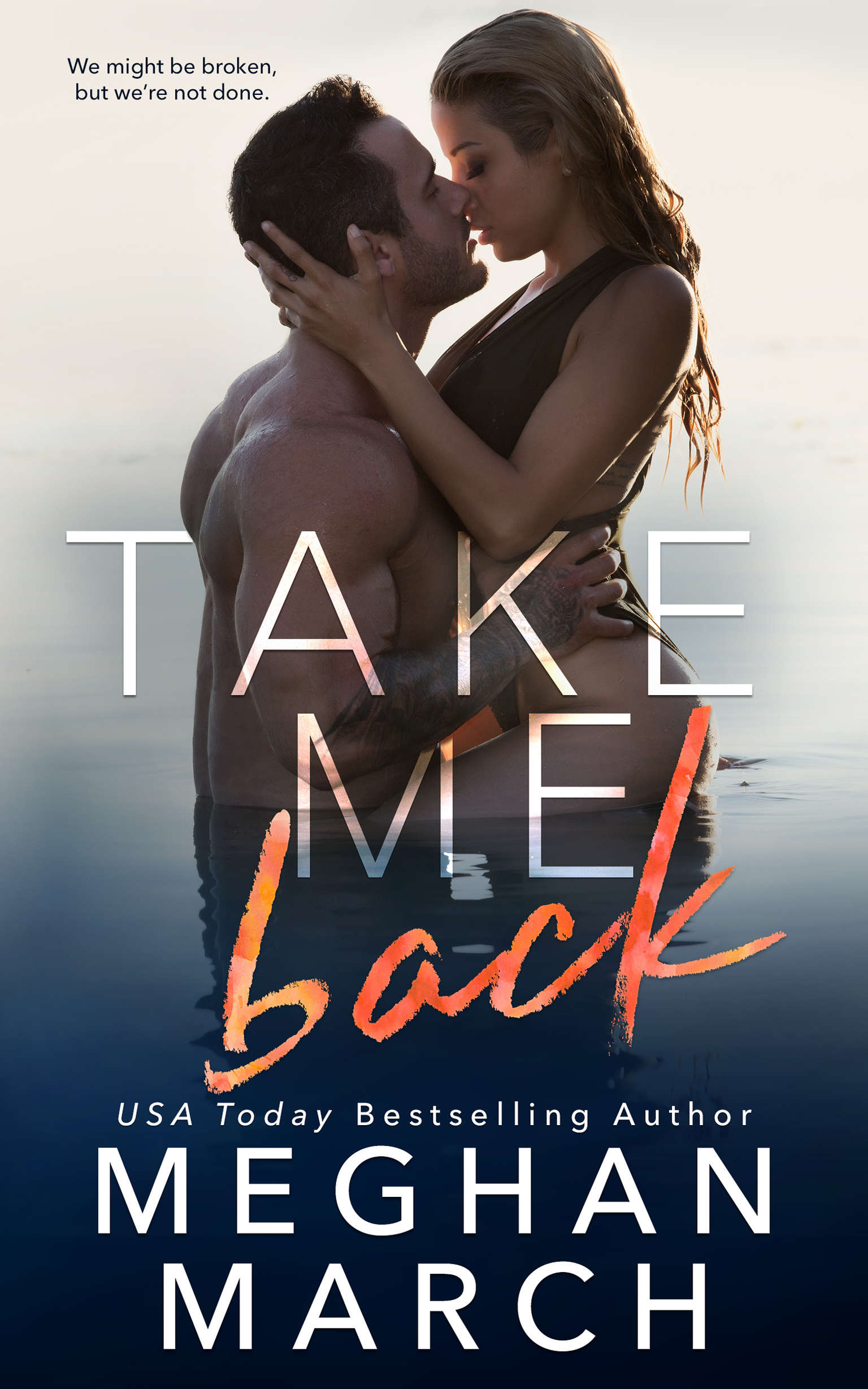 Printable Take Me Back Audiobook Cover Art