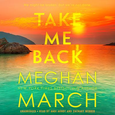 Take Me Back Audiobook, by Meghan  March
