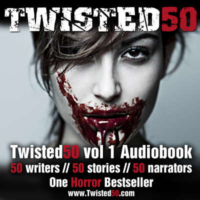 Twisted50 Volume 1 Audiobook, by Caroline Slocock
