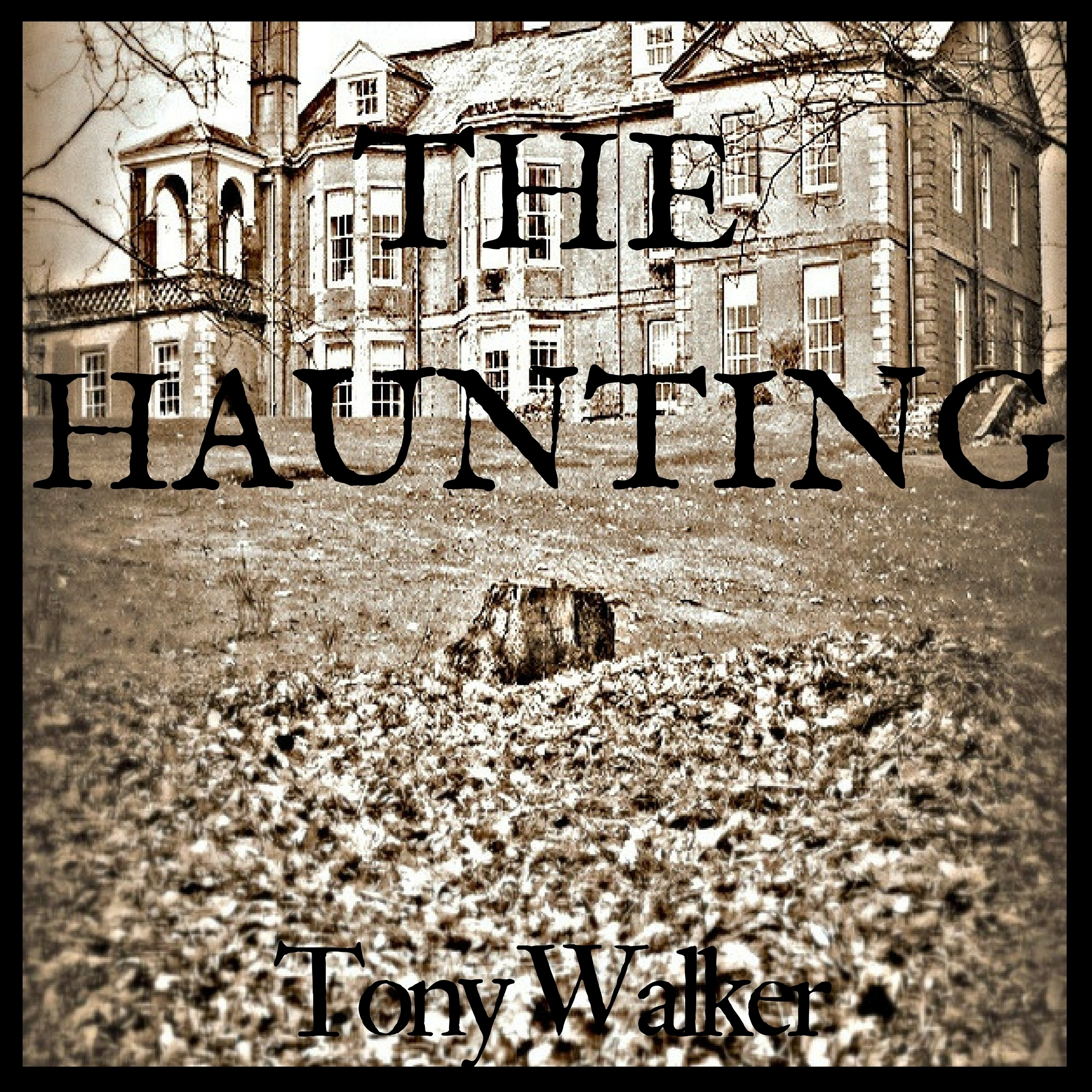 Printable The Haunting Audiobook Cover Art