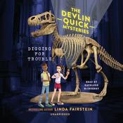 Digging for Trouble Audiobook, by Linda Fairstein