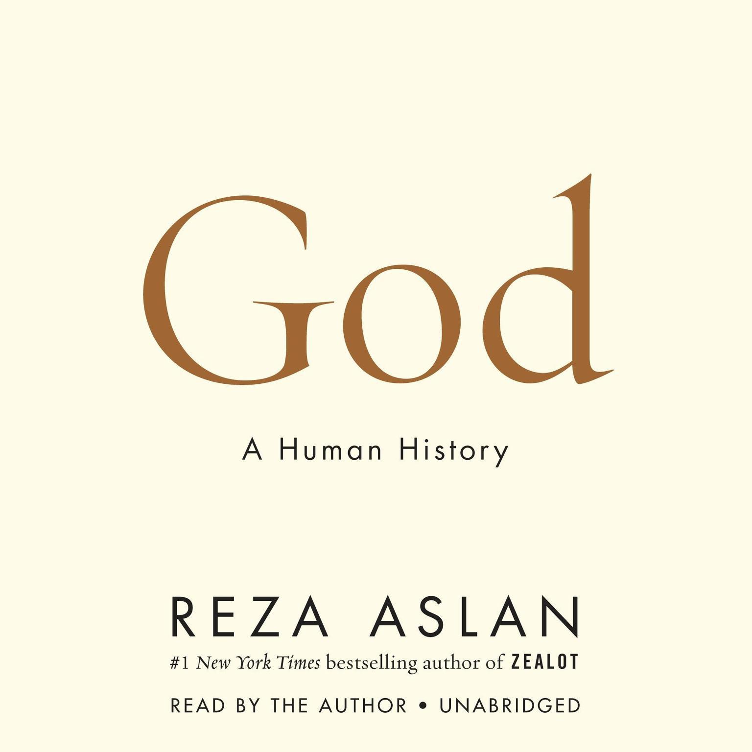 Printable God: A Human History Audiobook Cover Art