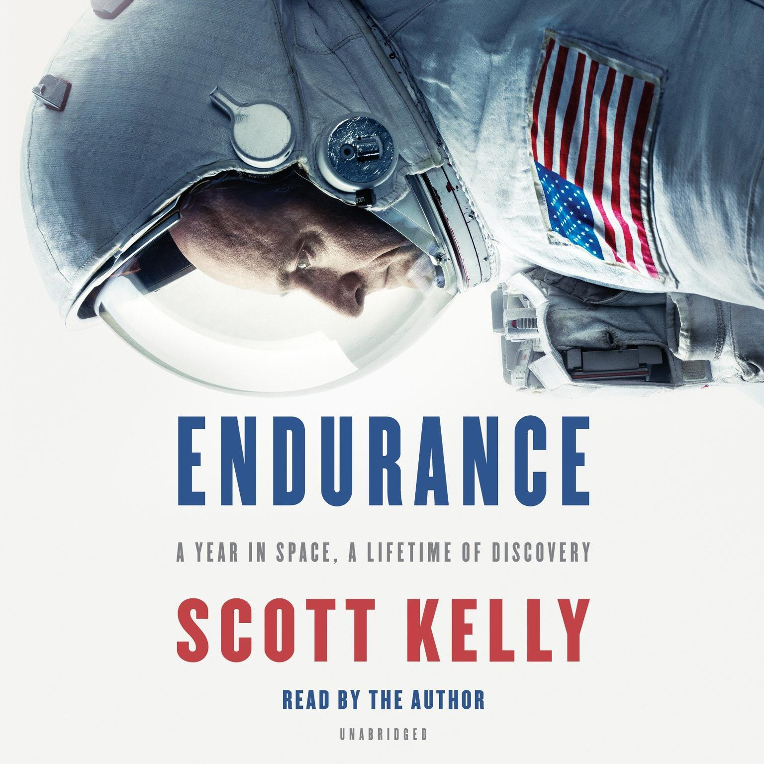 Printable Endurance: A Year in Space, A Lifetime of Discovery Audiobook Cover Art