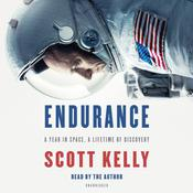 Endurance Audiobook, by Scott Kelly