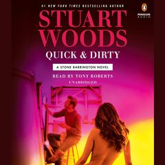 Quick & Dirty Audiobook, by Stuart Woods