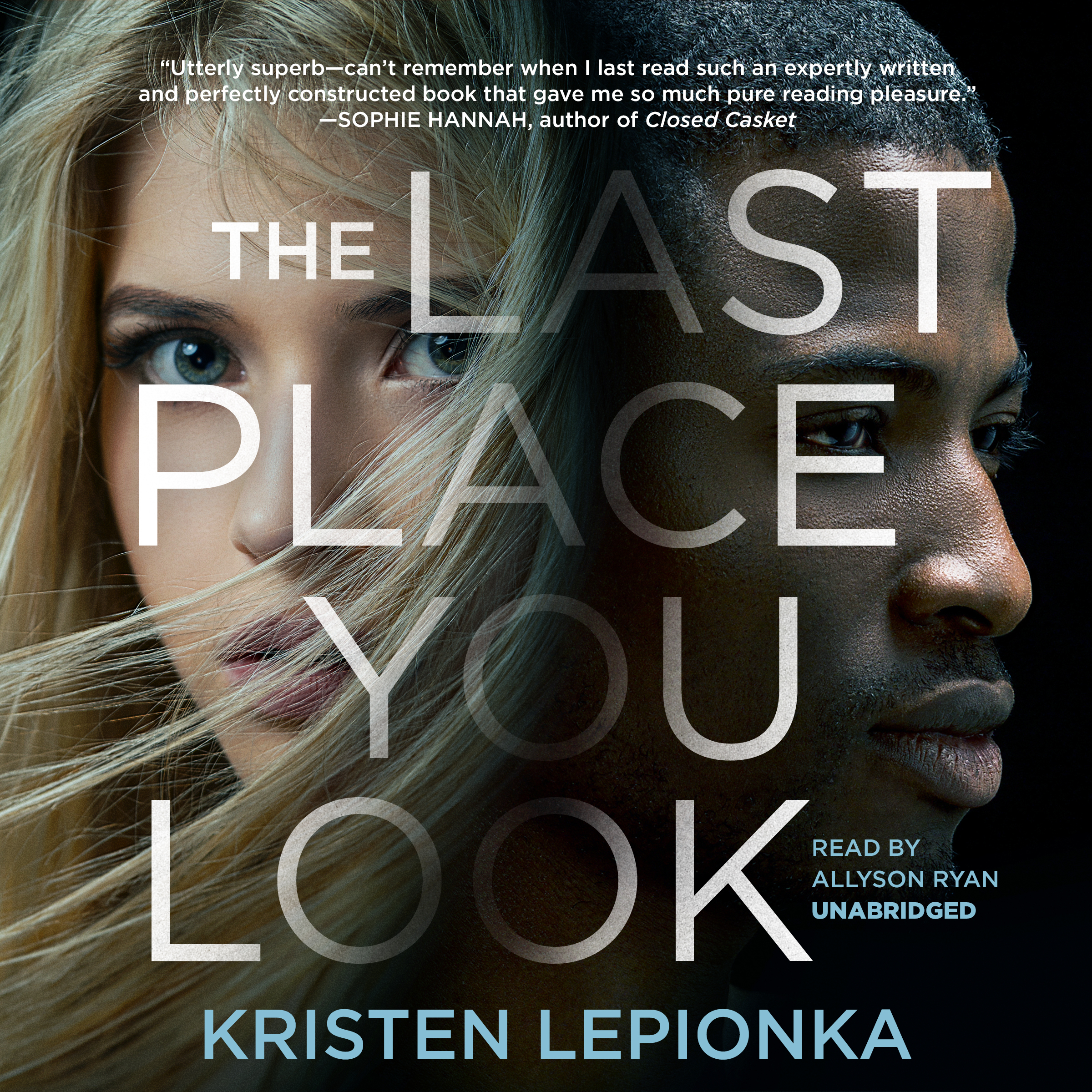 Printable The Last Place You Look Audiobook Cover Art