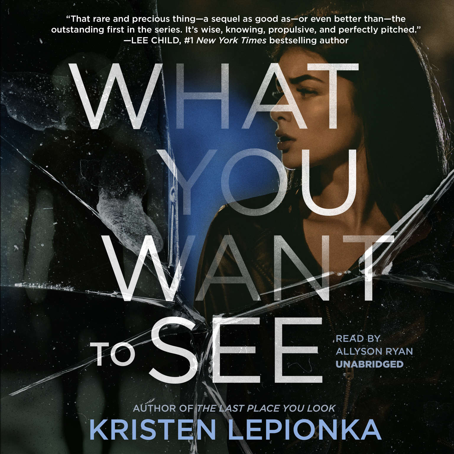 What You Want to See: A Roxane Weary Mystery Audiobook, by Kristen Lepionka