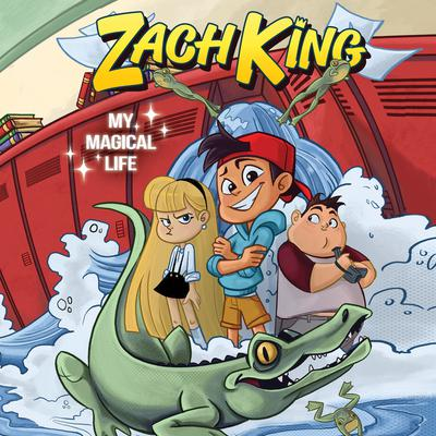 Zach King: My Magical Life Audiobook, by Zach King