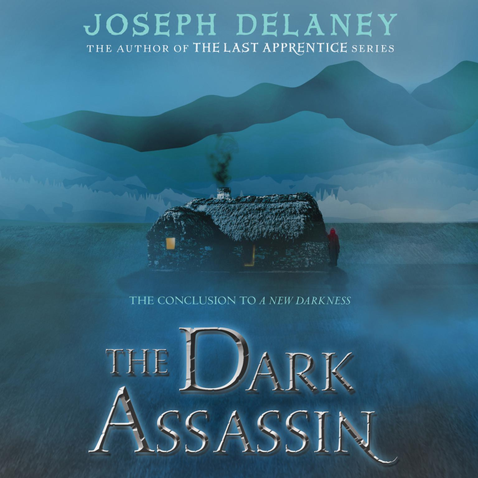 Printable The Dark Assassin Audiobook Cover Art