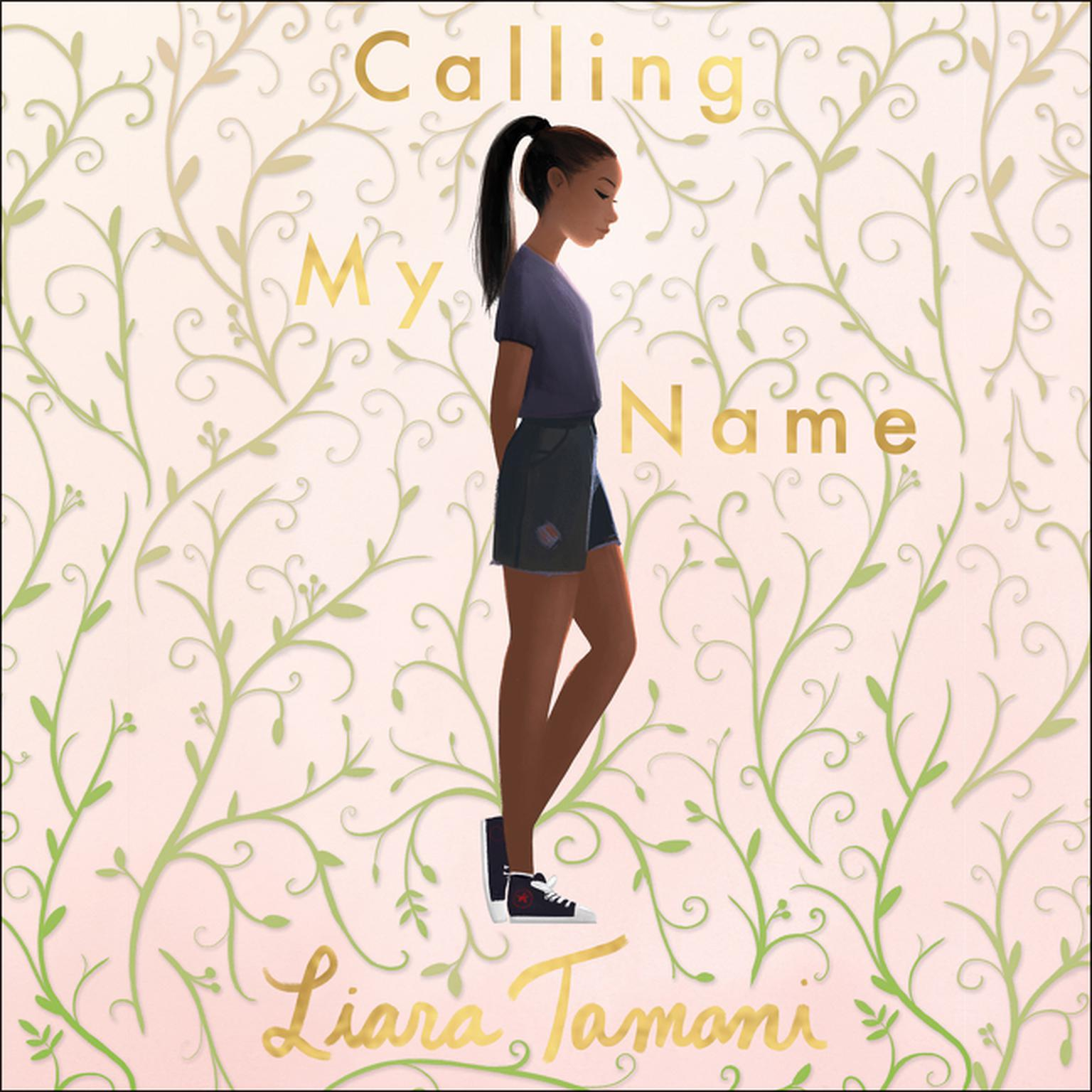Printable Calling My Name Audiobook Cover Art