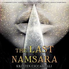 The Last Namsara Audiobook, by Kristen Ciccarelli