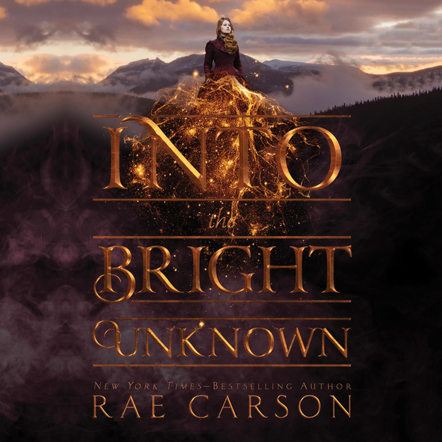 Printable Into the Bright Unknown Audiobook Cover Art