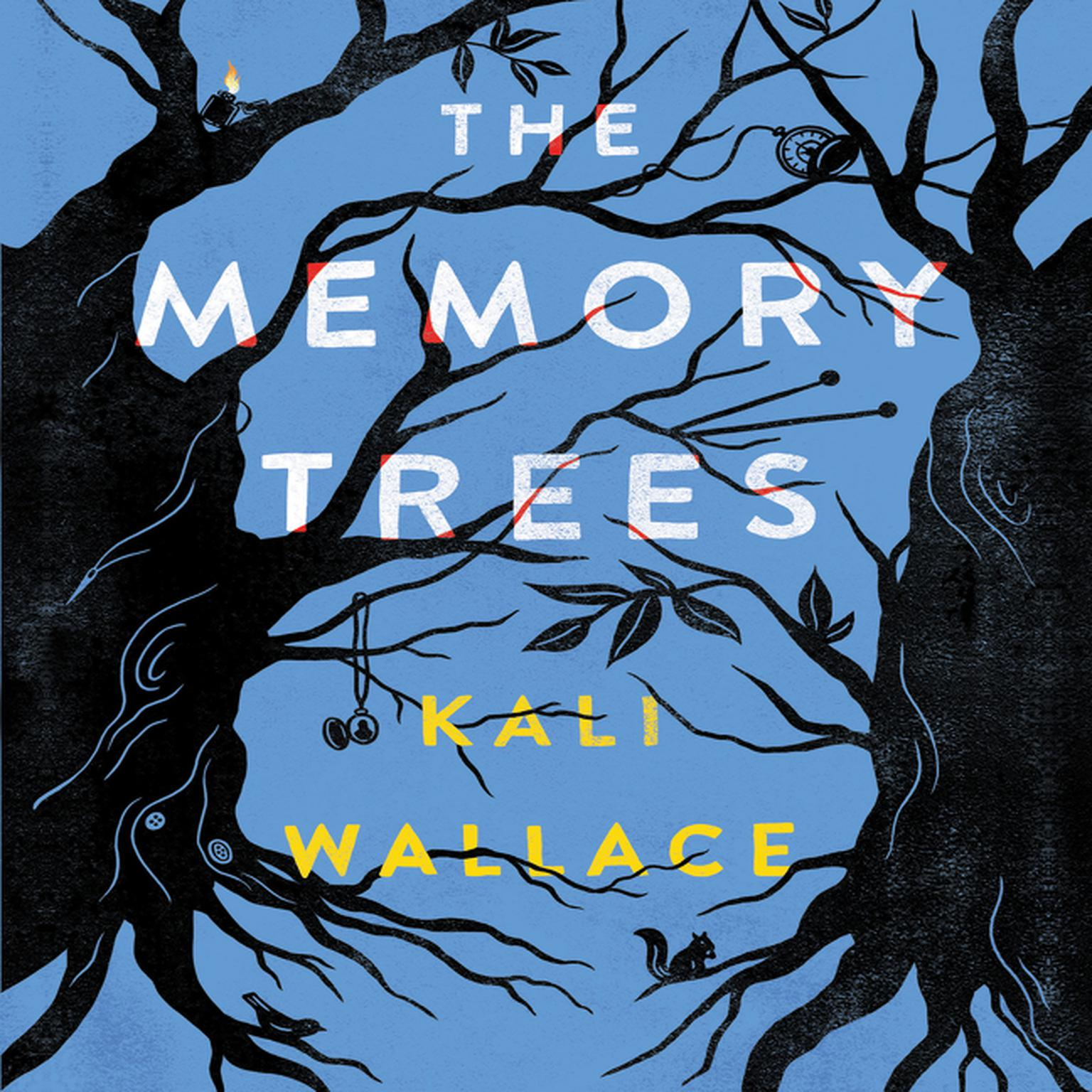 Printable The Memory Trees Audiobook Cover Art