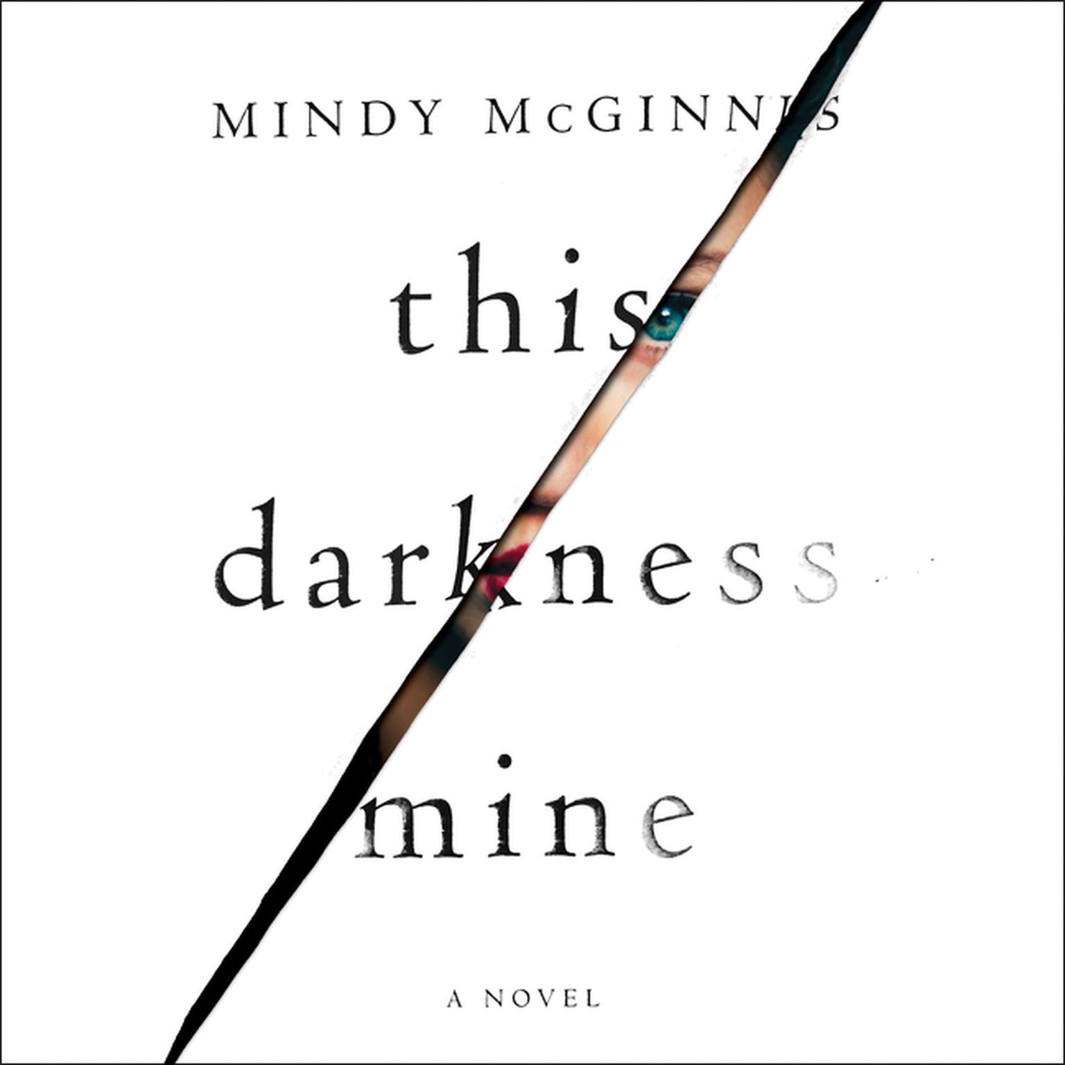 Printable This Darkness Mine Audiobook Cover Art