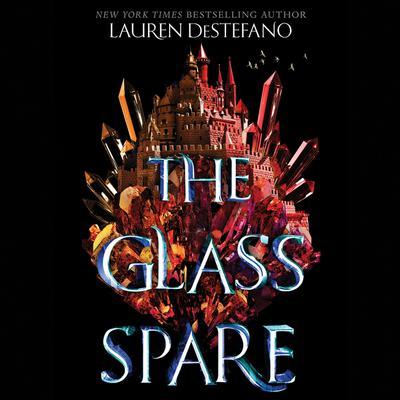 The Glass Spare Audiobook, by Lauren DeStefano
