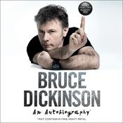What Does This Button Do?: An Autobiography Audiobook, by Bruce Dickinson