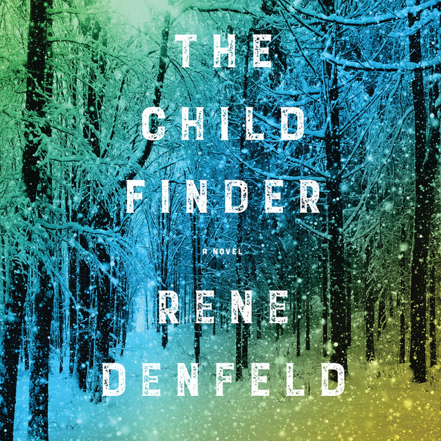 Printable The Child Finder: A Novel Audiobook Cover Art