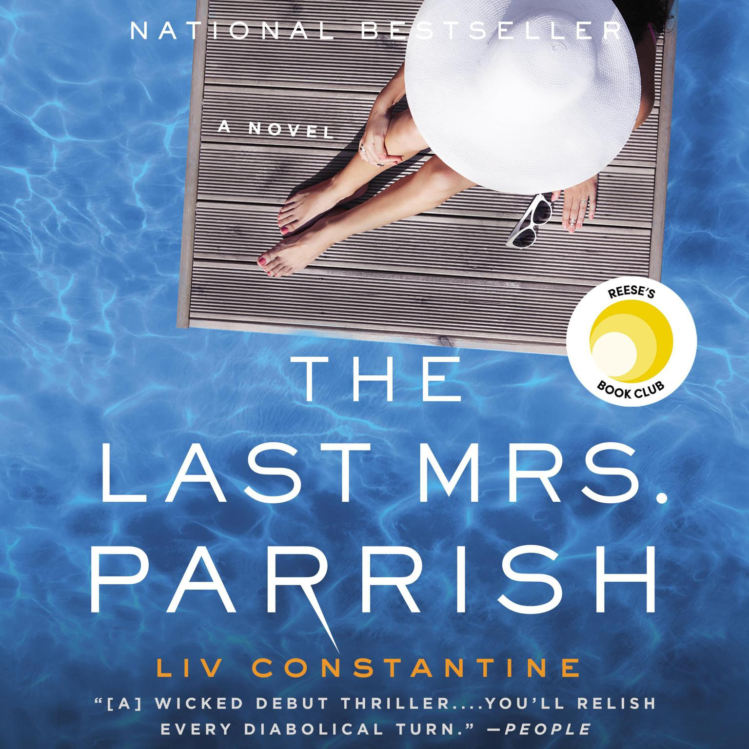 Printable The Last Mrs. Parrish: A Novel Audiobook Cover Art