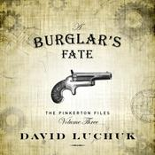 Burglars Fate, A : The Pinkerton Files, Volume 3 Audiobook, by David Luchuk