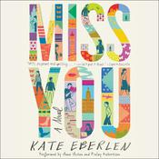 Miss You: A Novel Audiobook, by Kate Eberlen