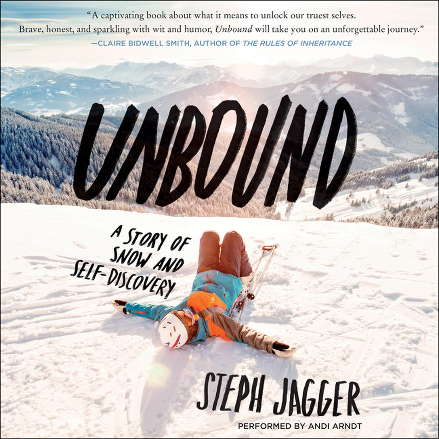 Printable Unbound: A Story of Snow and Self-Discovery Audiobook Cover Art