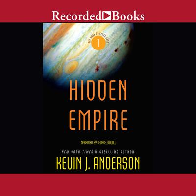 Hidden Empire Audiobook, by Kevin J. Anderson