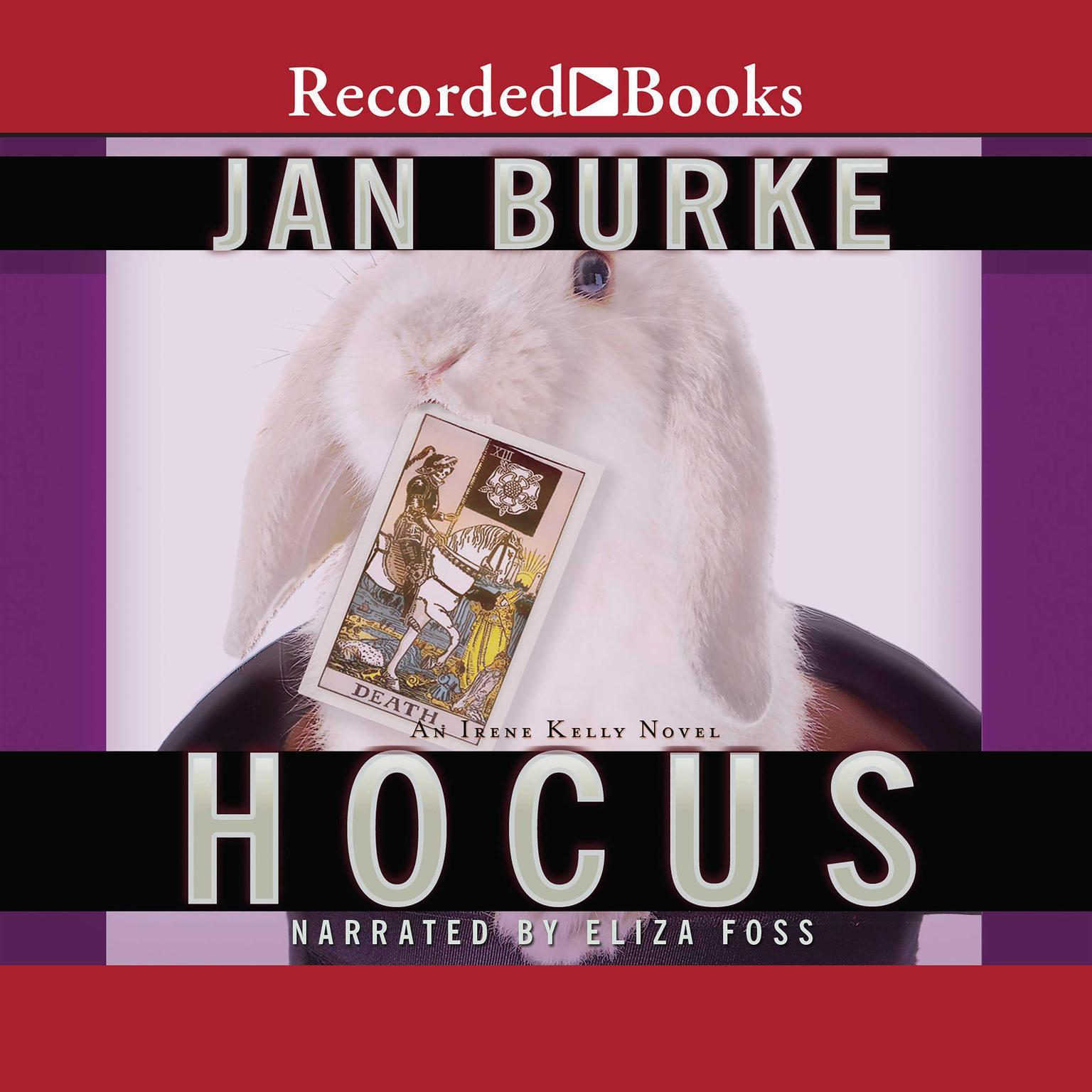 Printable Hocus Audiobook Cover Art