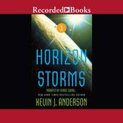 Horizon Storms Audiobook, by Kevin J. Anderson